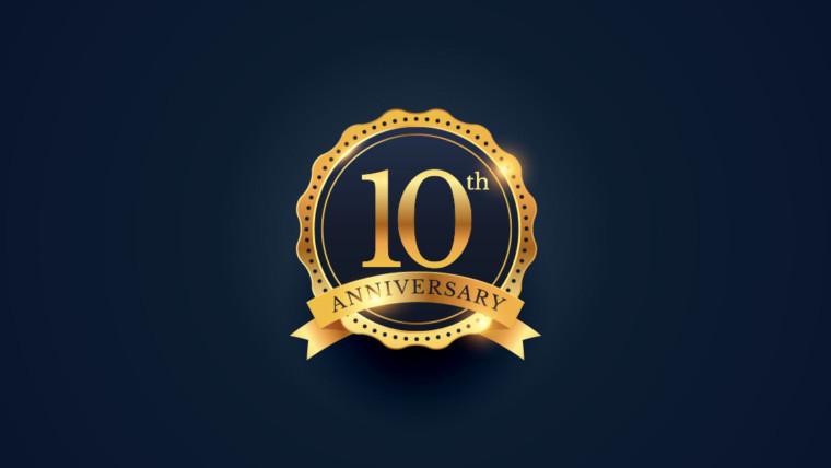 MicroAgility Celebrates its 10th Anniversary with Gratitude